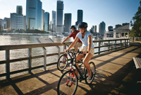 australien queensland brisbane bike tours