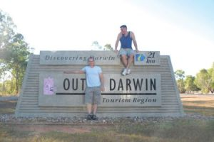 australien new territory darwin out darwin sign450x300