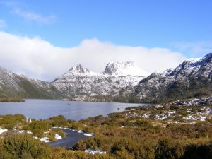australien tasmanien cradle mountain lake dove 11