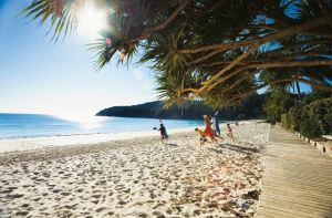 Australien/QLD/Cairns_beach